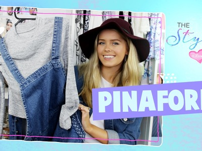 The Style Edit - How I Style: Pinafores - Disney Channel Official