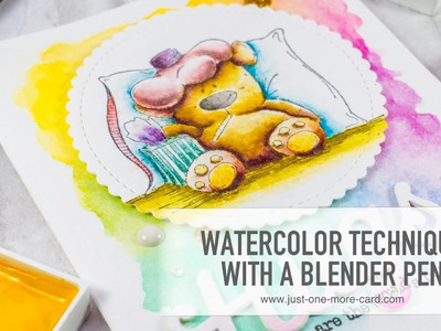 How To Color With A Blender Pen