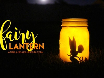 How to make a fairy jar