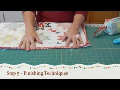 How to Make a Quilt Binding Part 2