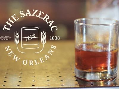 How to Make a Sazerac