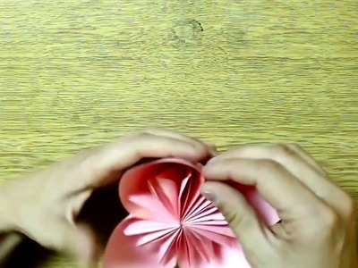 How to make paper flowers easy origami| super easy DIY paper Flower | Origami on youtube