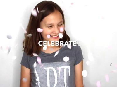 How To Make Tissue Paper Confetti