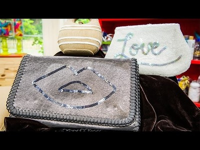 How To - Orly Shani's DIY Beaded Purses - Hallmark Channel