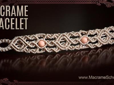 1001 Nights Bracelet by Macrame School (Teaser)