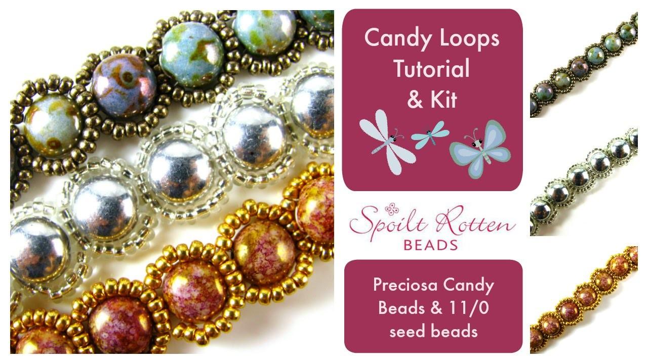 how to make candy friendship bracelets