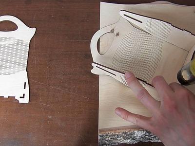 How to assemble Elegant box. Big size