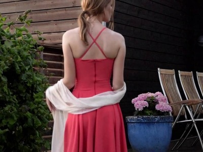 How to make a little red dress!