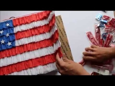 How to make a pinata out of a box
