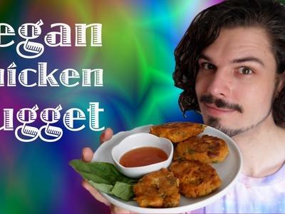 How to make a VEGAN Chicken Nugget: VKL episode 39