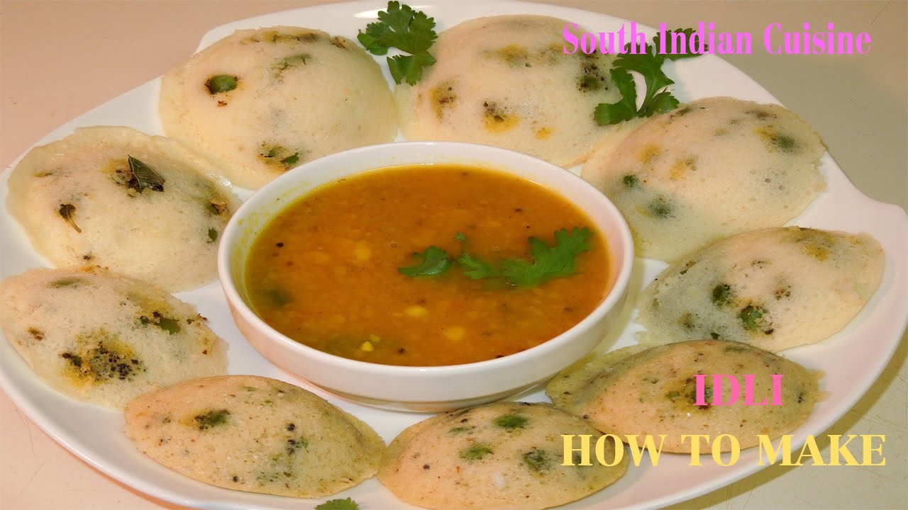How To Make Idli Suzi (South Indian Cuisine ) ## Kitchen By Bably Chandra