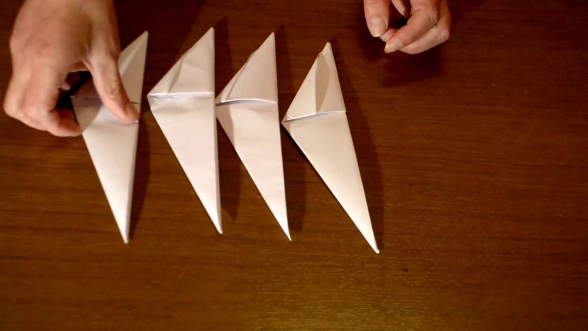 How to make paper claws 22