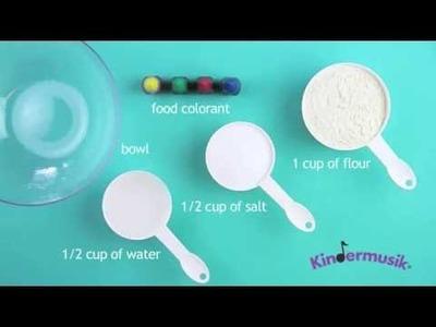 How to Make Pretend Food | Kindermusik® International