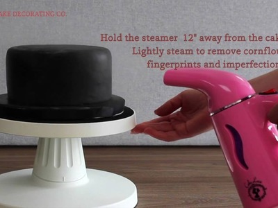 How to use a Cake Steamer