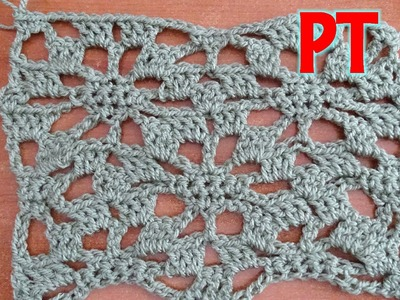 Lacy Star PART 1 - Crochet Tutorial