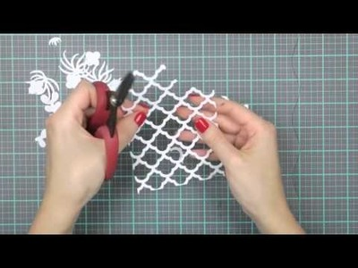 Mothers Day Card Video Tutorial by Spellbinders