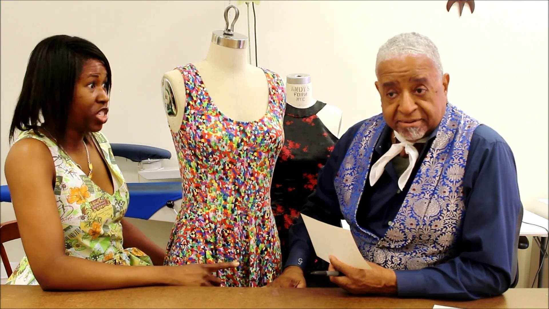 The Tailor and The Dressmaker Epi. 28---Gameshow! How Much Do We Charge Clients for Custom Sewing???