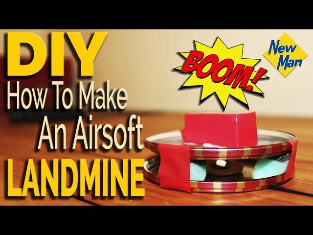 DIY - How To Make a Landmine