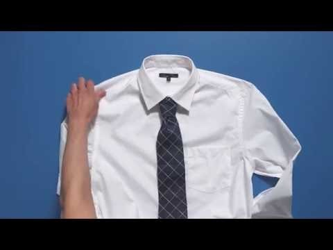 How to De-Wrinkle a Shirt, No Ironing Required