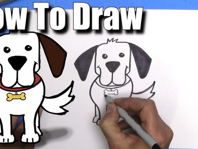 How To Draw Ben from Hooplakidz - EASY - Step By Step