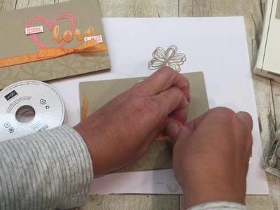 How to make a Sunshine Sayings Card!