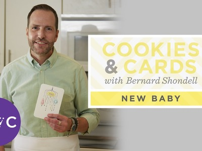 How to Make Baby Shower Cookies | Cookies & Cards
