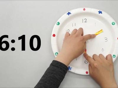 How to make Clock.