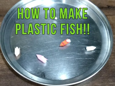 How to make Swimming Fish | CoolDeep Creativity Video: 3