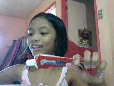 How to make toothpaste clay (2 ingredients )