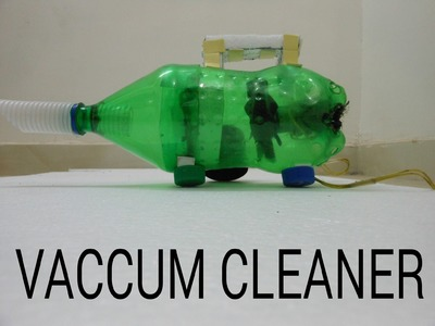 How to make vacuum cleaner at home - very easy