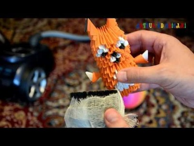 Our little secret How to clean a dust from the models 3D Origami
