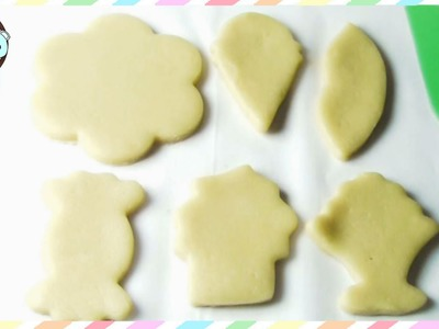ROLL OUT SUGAR COOKIES, NO CHILL SUGAR COOKIES , HOW TO MAKE SUGAR COOKIES - SUGARCODER