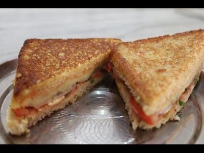 Spicy Potato Sandwich | How to make Potato Sandwich at home | Indian Sandwich Recipe