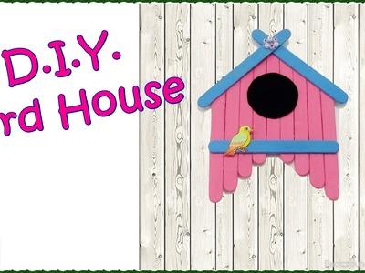 D.I.Y. Bird House