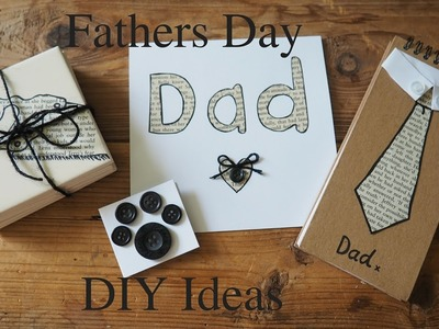 Fathers Day DIY Ideas