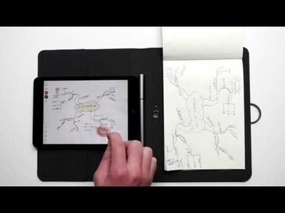 Get Your Ideas on Paper with Bamboo Spark Smart Notebook