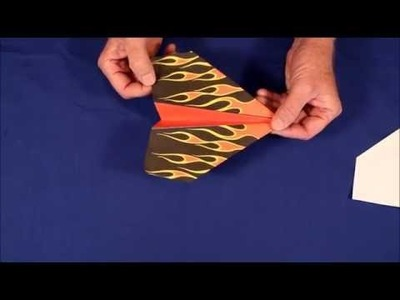 How To Print Colored Paper Airplanes