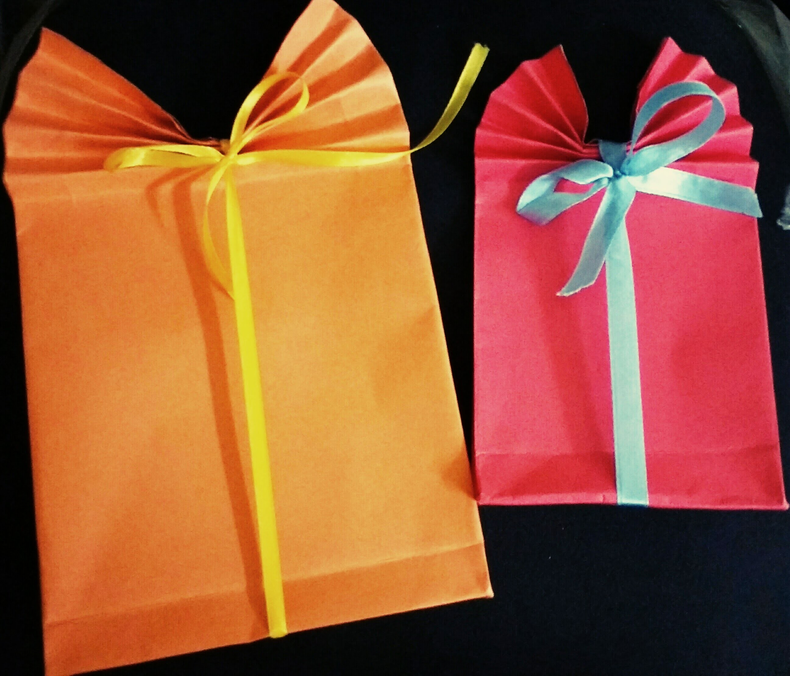 origami gift bag diy 1 my crafts and diy projects