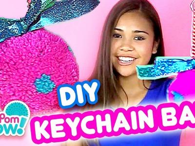 Pom Pom Wow Ball Keychain DIY | Official PomPom Wow