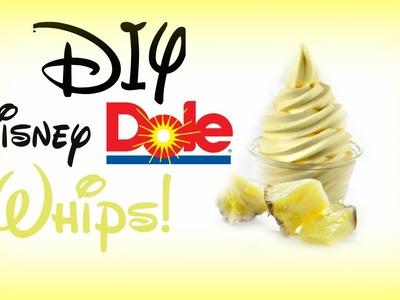 DIY Disney Dole Whips! Simple Ingredients!