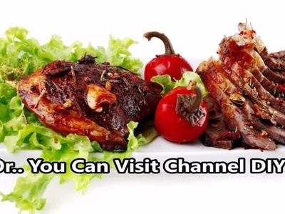 DIY Do It Yourself You Can Go and Buy or you can visit channel DIY