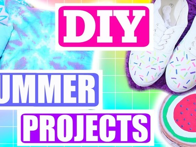 DIY Summer Projects you NEED to do!!