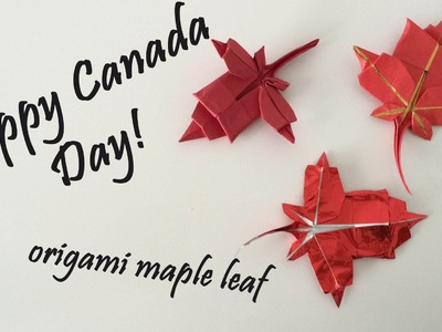 how to make origami maple leaf – life hack | 300x400