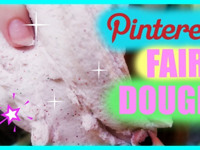DIY FAIRY DOUGH!. Live Life With Liv!