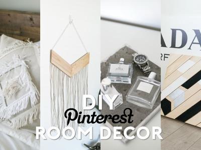 Diy Fall Room Decor Tumblr Inspired