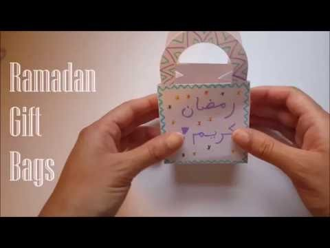 DIY Ramadan.Eid Goody Bags! Celebrate with Friends and Family