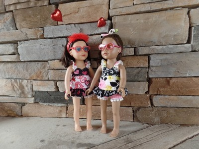 How to Shrink Headbands Down to Doll Size