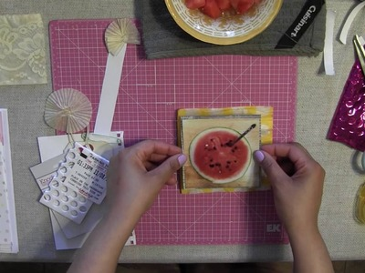Scrapbook for Beginners Recycled & Repurposed DIY Home Supplies Tips and Ideas  - Part II