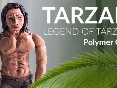 TARZAN (Legend Of Tarzan)– DIY Polymer Clay Tutorial