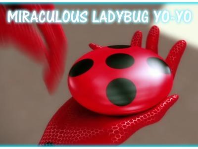 *UPDATE* Cosplay Construction: Miraculous Ladybug Yo-yo!